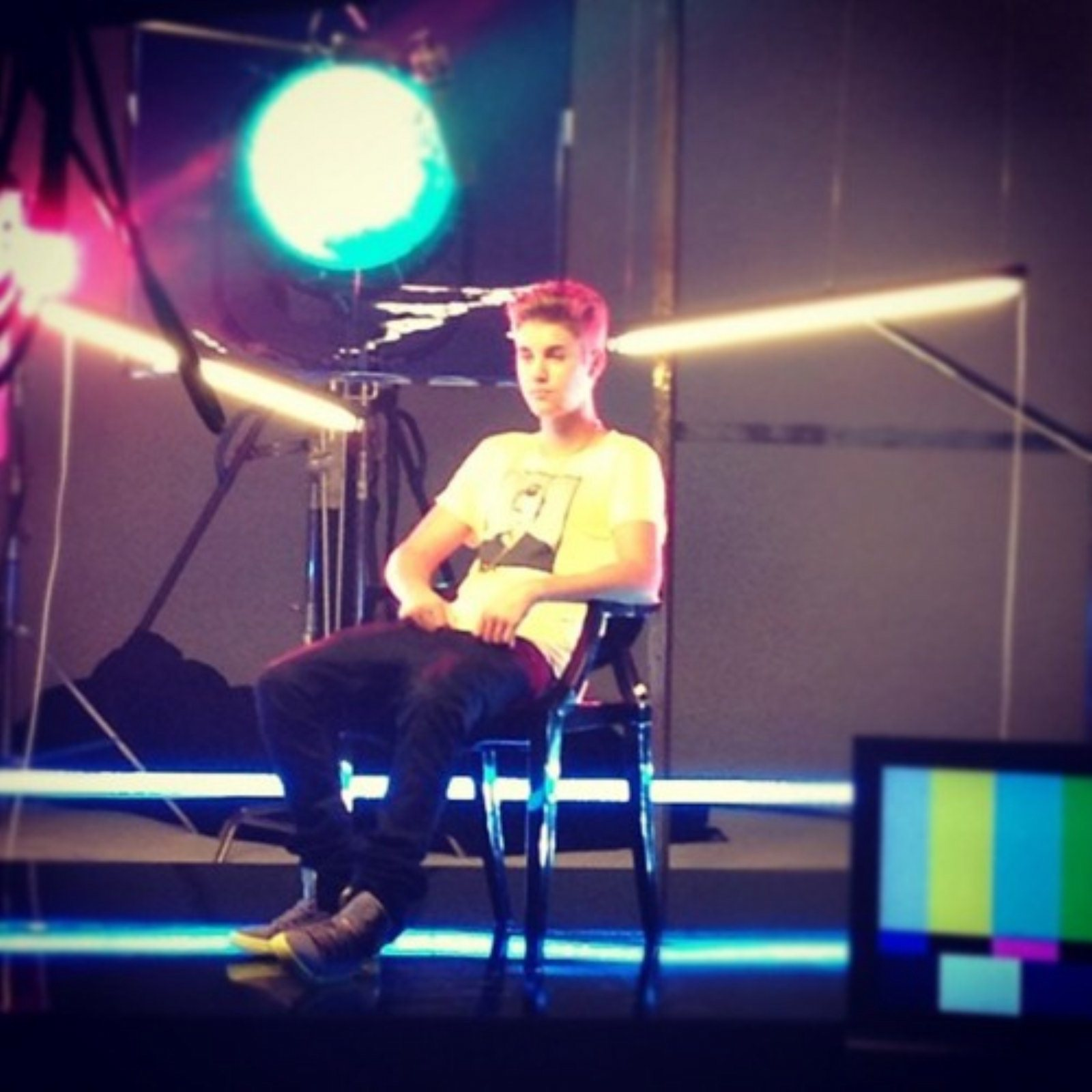 Justin Bieber, instagram., 2012 - Justin Bieber Photo ...