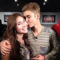Justin at MTV Chat with Fans - May 3