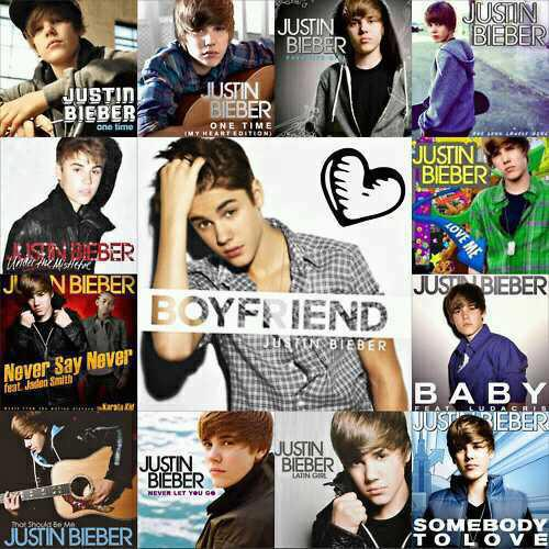 Justin's Songs