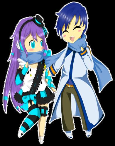 Kaito & Naomi