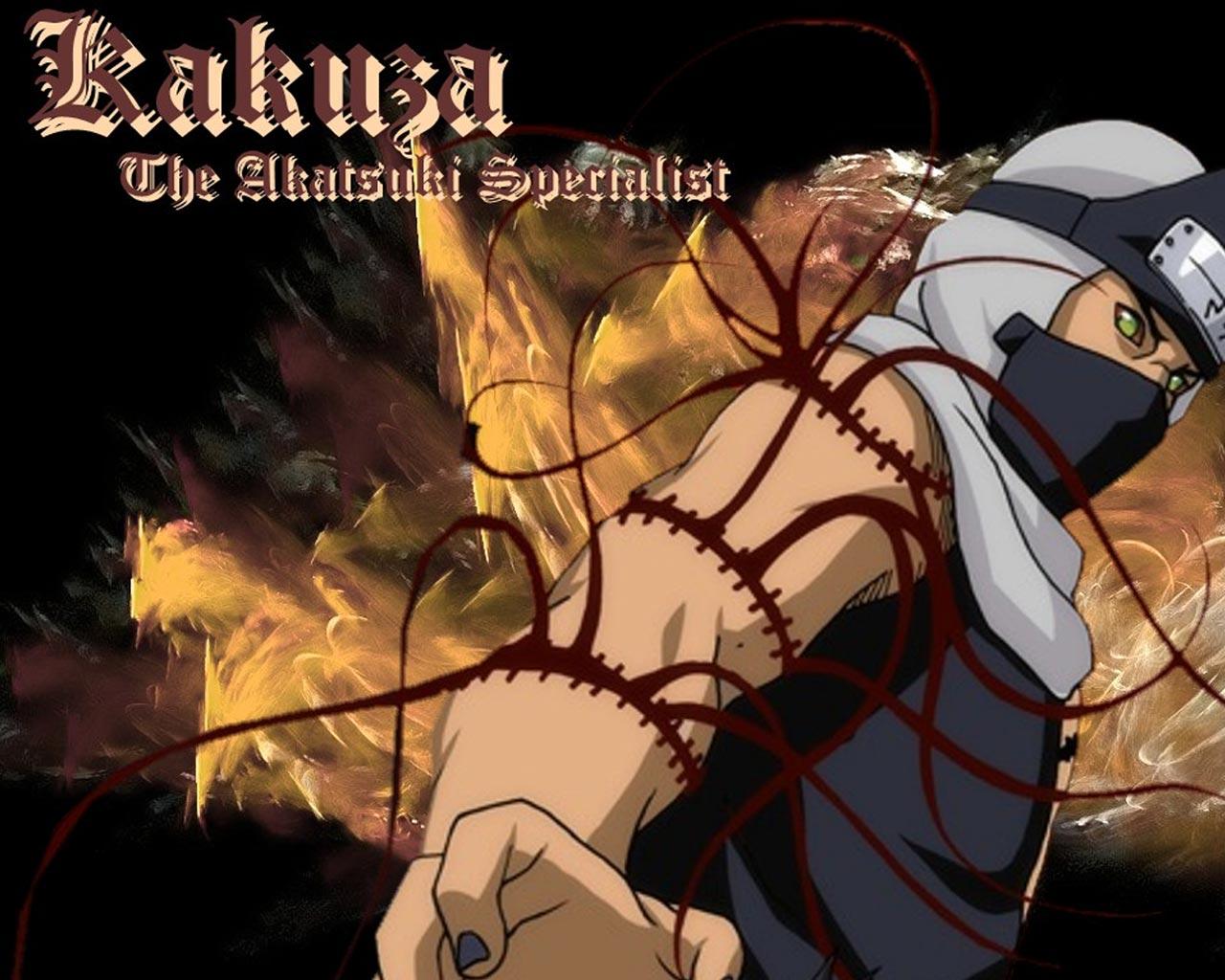 Akatsuki (Naruto Shippuden) images Kakuzu HD wallpaper and ...
