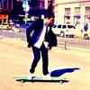 Kal Penn photo containing a business suit titled Kal