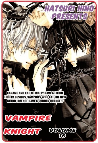 Kaname vs Zero - vampire-knight Photo