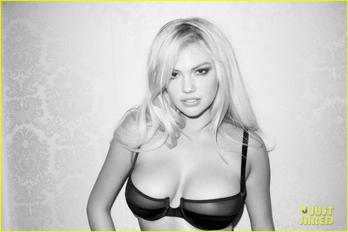 Kate Upton: Bikini for Terry Richardson Foto Shoot!