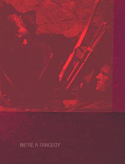 "Katniss & Peeta - ""....We're a tragedy."""