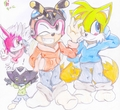 Kawaii Force - sonic-guys fan art