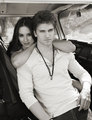 Keegan & Troian - spencer-and-toby photo