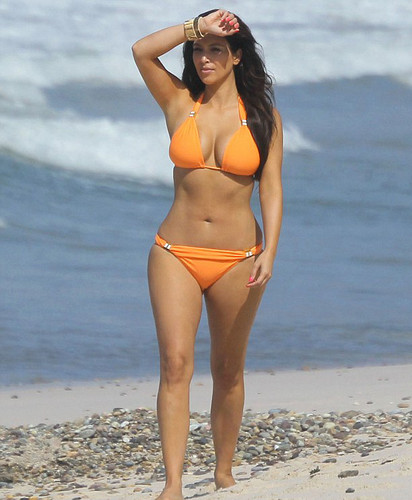 Kim Kardashian images Kim Kardashian Bikini Pics HD wallpaper and background photos