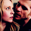 Klaus & Caroline photo containing a portrait entitled Klaus & Caroline 3x21<3