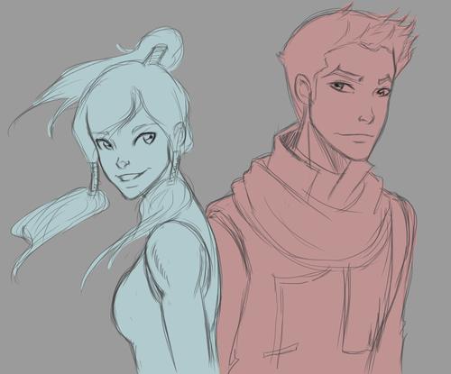 Korra & Mako