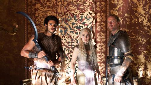 Kovarro, Daenerys & Jorah