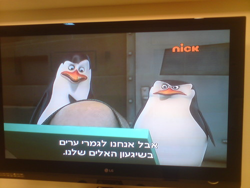 Kowalski, Skipper and leonard(&#39;s head) - penguins-of-madagascar Photo