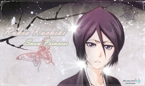 Kuchiki-san - bleach-anime Fan Art