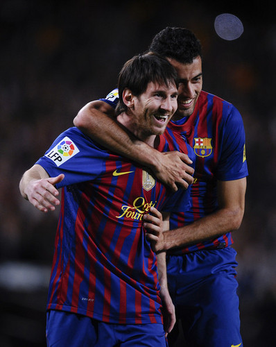 L. Messi (Barcelona - Espanyol) - lionel-andres-messi Photo