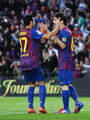 L. Messi (Barcelona - Malaga) - lionel-andres-messi photo