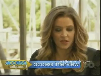 LMP on AH.April 2012 - lisa-marie-presley Photo