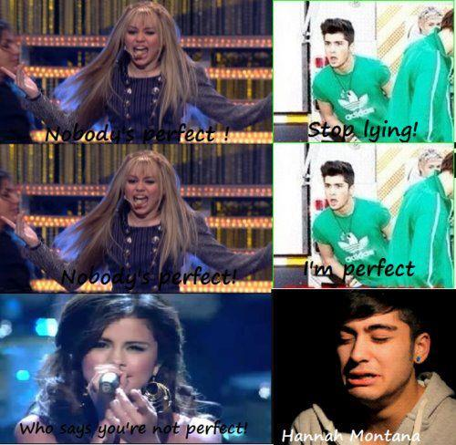 LOL ZAYN:D  - one-direction Photo