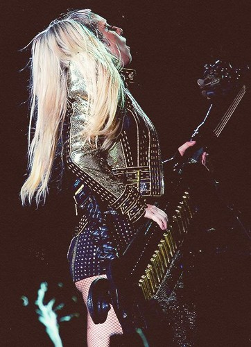 Lady GaGa Born This Way Ball!