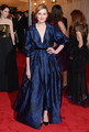 Laura Carmichael at MET Gala - downton-abbey photo