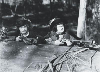 cây nguyệt quế, laurel and Hardy