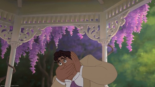 Lawrence disguised as Naveen proposed charlotte