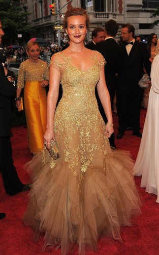 Leighton Meester at the 2012 Met Ball - gossip-girl Photo