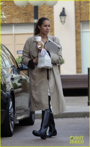 Leona Lewis: Animal Rights Activist!