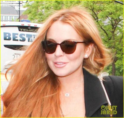 Lindsay Lohan: 'Liz & Dick' Starts Filming June 4!