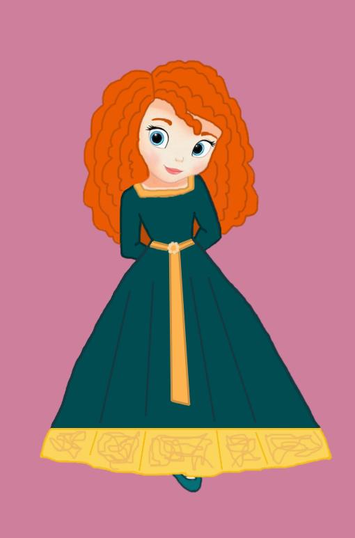Little Дисней Princess