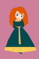 Little Disney Princess - disney-leading-ladies fan art