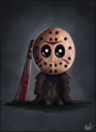 Little Jason - jason-voorhees fan art