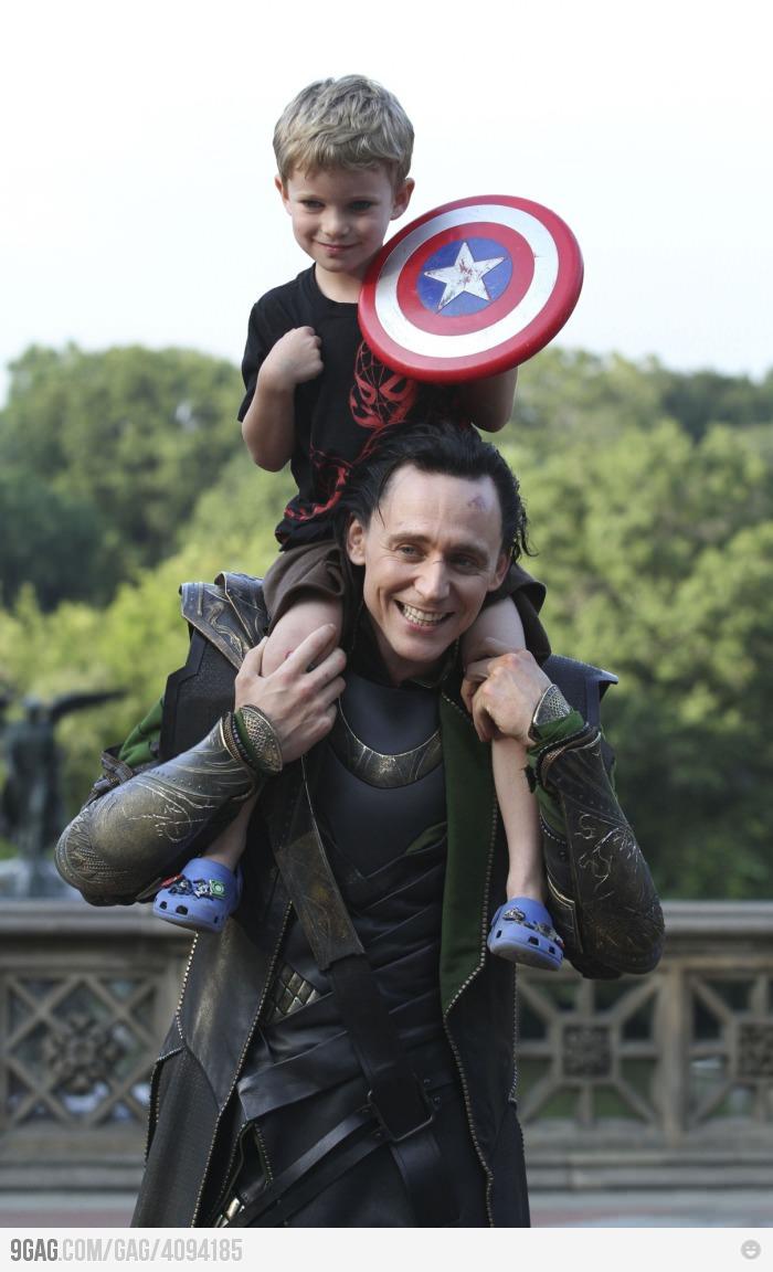 Loki isn't that bad