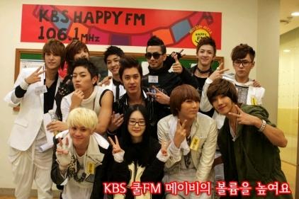 MBLAQ & B2ST