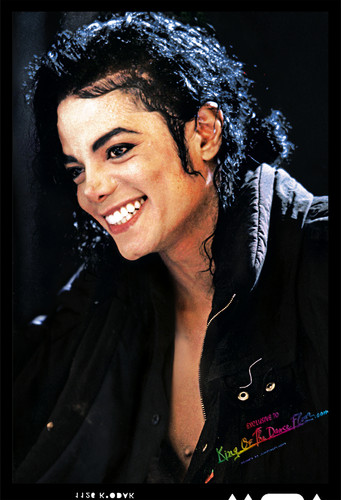 Michael Jackson wallpaper entitled MJ - B.O.W.