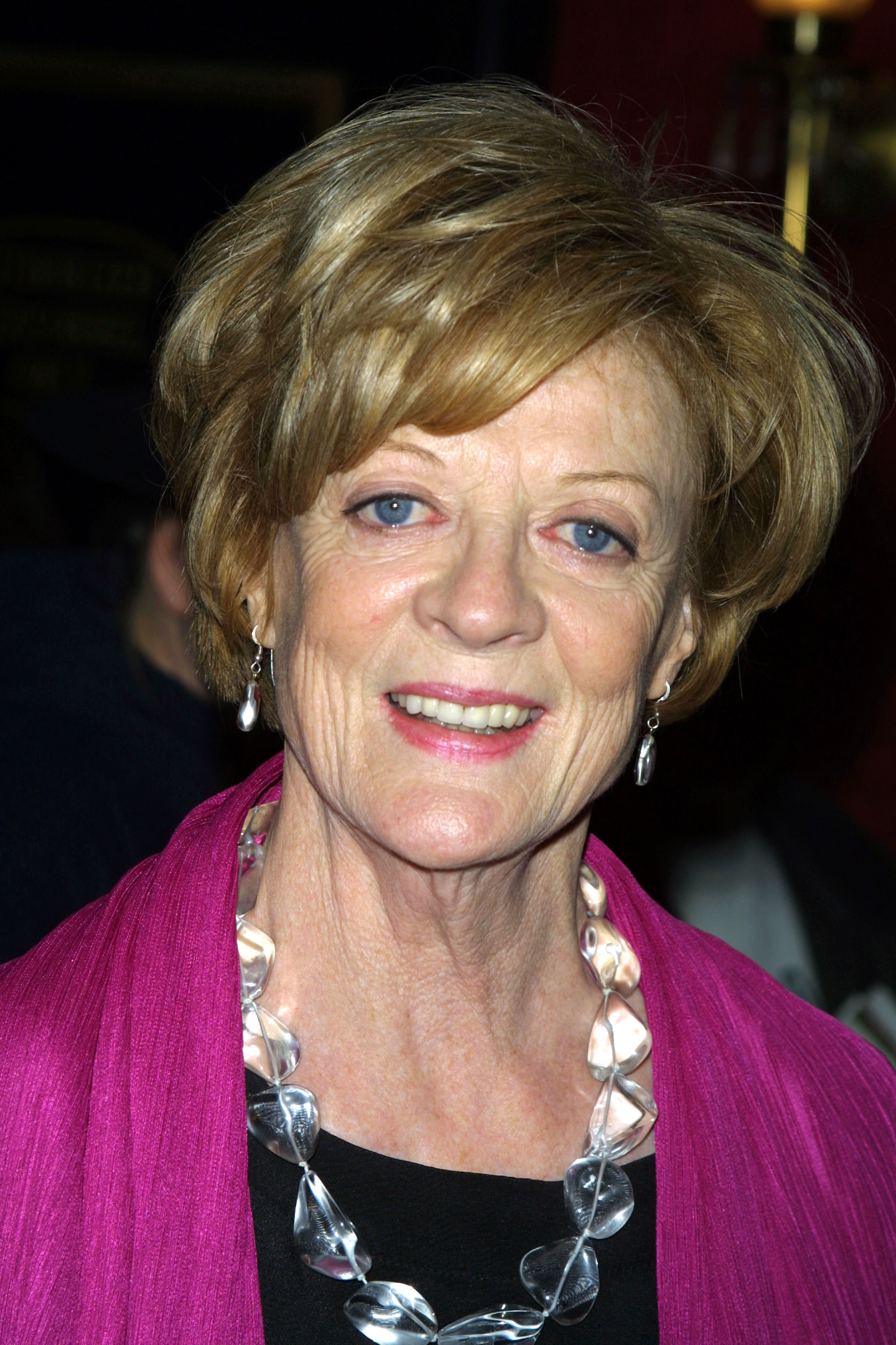 maggie smith height