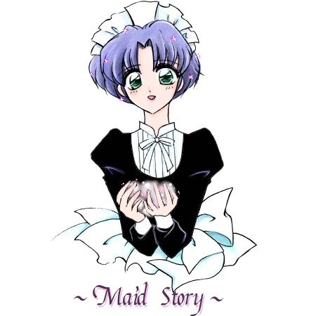Maid Story (illust) Ranma & Akane 乱あ
