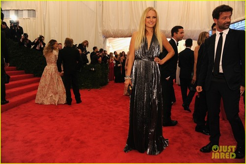 Malin Akerman - Met Ball 2012