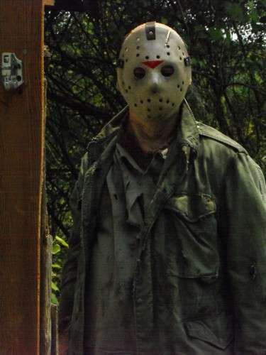Friday the 13th wallpaper titled Man in the Lake Fan Film