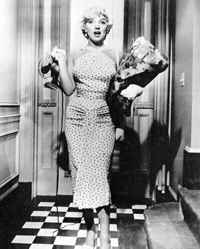 Marilyn Monroe (Seven mwaka Itch, The)