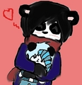 Mars got a Fanboy~ (Smartone12) - mars-mashumaro-the-panda fan art