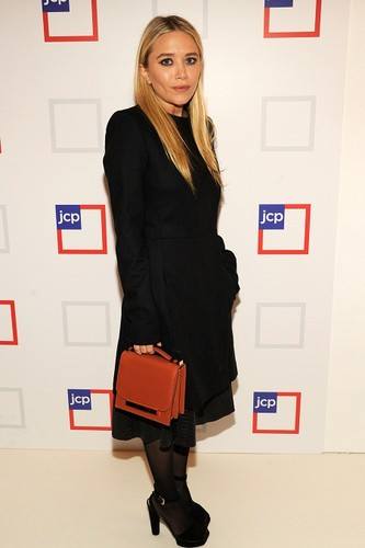 Mary-Kate & Ashley - At the jcpenney launch event at Pier 57 in NYC, January 25, 2012
