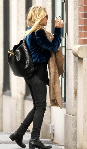 Mary-Kate - Out in Soho, New York, April 09, 2012