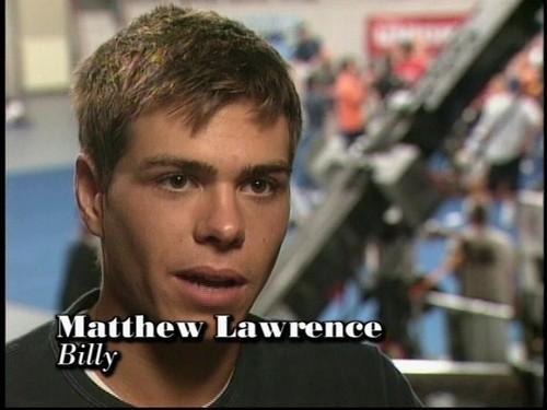 Matthew Lawrence
