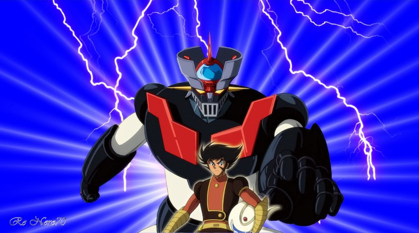 Mazinger Z Anime Photo 30736382 Fanpop