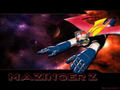 Anime wallpaper entitled Mazinger Z