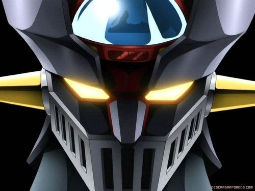 Anime Hintergrund called Mazinger Z
