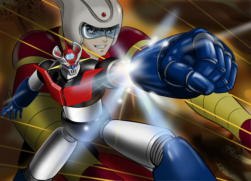 Mazinger Z - anime Photo