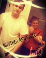 Me&MyBrudder.(: - dree-3 photo