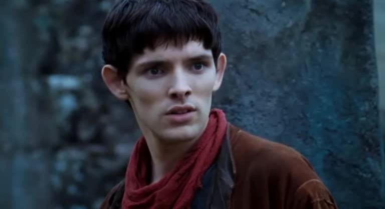 Merlin Season 1 Episode 13 - Merlin Characters picha