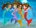 Mermaid Drawings - mermaid-lovers photo